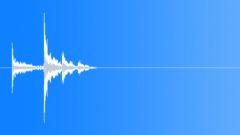 shovel hitting scraping rock 02 - sound effect
