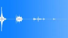 Shovel metal snow single 02 Sound Effect