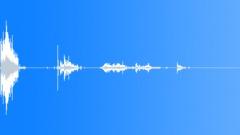 Shovel metal snow single 06 Sound Effect