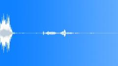 Shovel metal snow single 11 Sound Effect