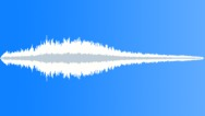 Stock Sound Effects of commercial jet flyby 02