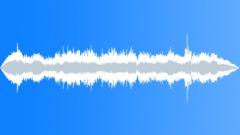 Backhoe debris 03 Sound Effect