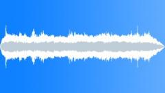 backhoe debris 06 - sound effect