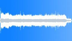 backhoe digging 02 - sound effect