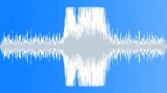 firetruck horn blast 01 - sound effect