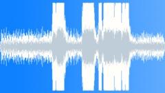 firetruck horn blast 03 - sound effect