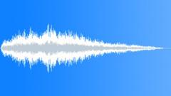 Train freight horn blast 04 Sound Effect