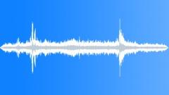 Light rail travel 02 Sound Effect