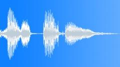 female press button - sound effect