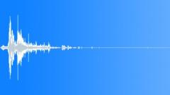 mud splat 03 - sound effect