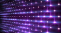 LED Disco Wall FNa6 HD HD Footage