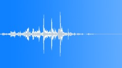 Underwater object movement 10 Sound Effect