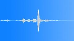 Vedenalaisen kohteen liikkeen nopea syvä 11 Äänitehoste