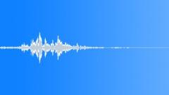 Underwater object movement quick deep 14 Sound Effect
