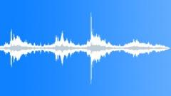 Waves impact on rocks many 01 Sound Effect