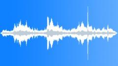 Waves impact on rocks many 04 Sound Effect