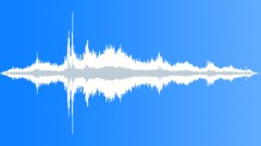 Waves impact on rocks single 01 Sound Effect