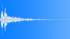artillery explosion 05 - sound effect