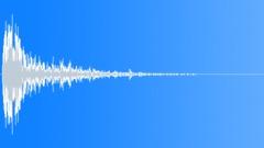 artillery explosion 07 - sound effect
