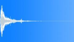 Explosion debris 07 Sound Effect