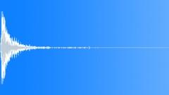 Explosion debris 08 Sound Effect