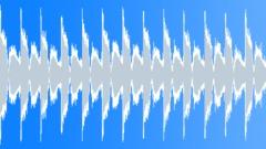 MAC 10 loop 01 - sound effect