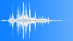thunder clap light rain 01 - sound effect