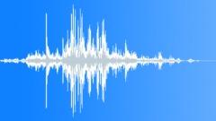 thunder clap light rain 02 - sound effect