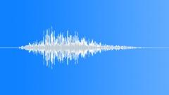 organic whoosh 40 - sound effect