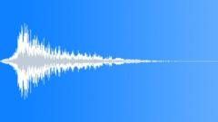 Dark whoosh impact 02 Sound Effect