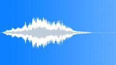 Rocket whoosh 12 Sound Effect