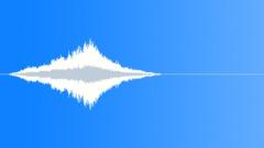 Rocket whoosh 18 Sound Effect