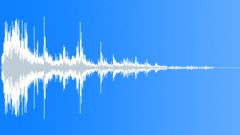 Crate smash 02 Sound Effect