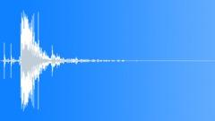 wood break large 04 - sound effect