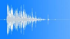 wood break large 07 - sound effect