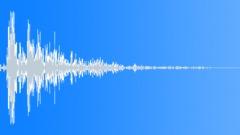 Wood clunks 09 Sound Effect