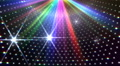 LED Disco Wall CMb5 HD Footage