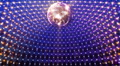 LED Disco Wall CMCm1 HD HD Footage
