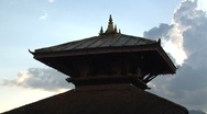 Stock Video Footage of Temple time lapse