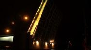 Stock Video Footage of Drawbridge