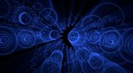 Gear glow 03 Stock Footage