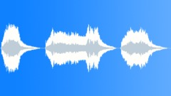 Empty drill runs Sound Effect