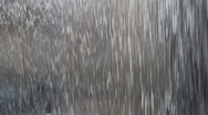 Rain Downpour 2 Stock Footage