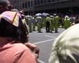 Cape Carnival Kaapse Klopse Spectators, Cape Town GFSD SD Footage