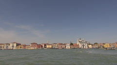 Grand Canal of Venice, Italy Stock Footage