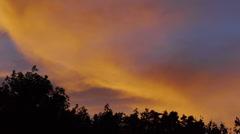Sunset1 - stock footage
