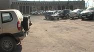 Locomotive depot.m2t Stock Footage