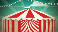 Stock Video Footage of Circus Tent Entrance HD