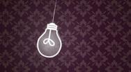 Energy Saving Lights HD Stock Footage