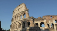 Coliseum Behind - HD1080 Stock Footage